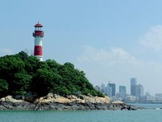 photos of middle east lighthouses | Lighthouses of China: Southern Fujian (Xiamen and Zhangzhou)