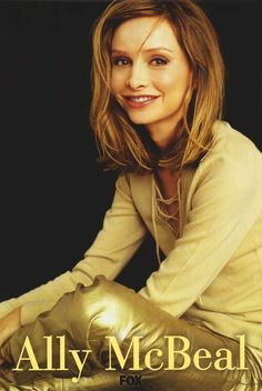 ALLY MCBEAL - fictional character that I want to be friends with.  And not sure how I didn't watch your show back in the day but glad I am addicted to it now!
