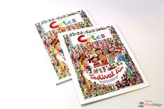 "2250 copies of The 2nd Book, ""Find the Cutes - Festival Fun"" are on their way from China. It will be available for sale soon. (www.findthecutes.com)"