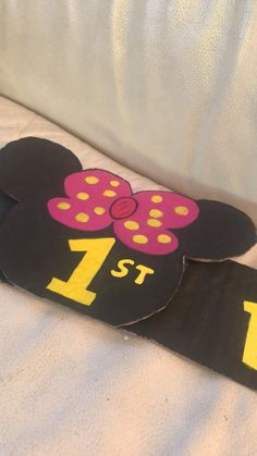 1st minnie mouse frame Minnie Mouse Party, Mouse Parties, Frame, Picture Frame, Frames