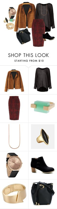 """Outfit #24"" by allieemet on Polyvore featuring Melissa McCarthy Seven7, Marc by Marc Jacobs, Avenue, RumbaTime, John Lewis, Michael Kors and plus size clothing"