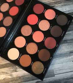 Mrs Q | Beauty: Morphe 15H Happy Hour Palette (Review and Swatches...
