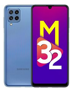 Check out Samsung Galaxy M32 (Light Blue, 4GB RAM, 64GB Storage) . Big Battery, Mobile Shop, All Smartphones, Old Phone, Camera Phone, Shopping World, Screen Replacement, Best Phone, 4gb Ram