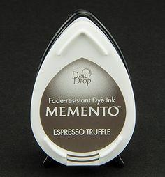 Memento - Dew Drops - Espresso Truffle
