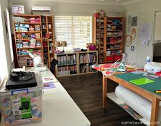 Samelia's Mum : My Sewing Studio