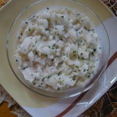 Rettich-Salat bzw. Radi-Salat