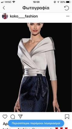 Mother Of The Bride Fashion, Mother Of The Bride Gown, Mother Of Groom Dresses, Classy Work Outfits, Chic Outfits, Evening Outfits, Evening Dresses, Silver Midi Dress, Couture Dresses