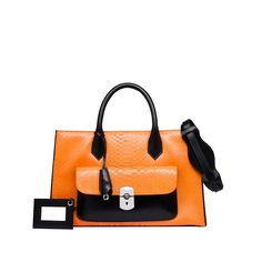 130bf85ff561 Balenciaga Top Handle Bag Women Orange - Discover the latest collection and  buy online Women on