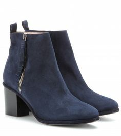 Opening Ceremony - Classic Shirley suede ankle boots  - mytheresa.com GmbH