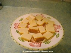 Lemon Bars that start with a tasty and timesaving shortcut! Margaret's Morsels | Quick and Easy Lemon Bars