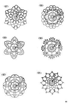 pattern crochet motiv