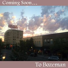 Our latest blog has all the details on the new, local businesses heading to Bozeman.  We can't wait!! #coffee #beer #saffron