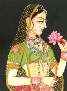 30 Beautiful Indian Mughal Paintings for your inspiration | Read full article: http://webneel.com/mughal-paintings | more http://webneel.com/paintings | Follow us www.pinterest.com/webneel