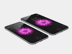 """It's finally official: iPhone 6 is (almost) here. Calling it """"the biggest advancement in iPhone history,"""" Apple CEO Tim Cook unveiled not one, but two, models of Apple's popular smartphone: the iPhone Apple Iphone 6, Iphone 6plus, New Iphone 6, Buy Iphone, Iphone Cases, Linux, Smartphone, Mobile News, 3d Mobile"""