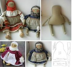 ИГРУШКИ / Мир игрушки / Тильда. Мастер классы, выкройки. Doll Crafts, Diy Doll, Doll Clothes Patterns, Doll Patterns, Hand Sewing Projects, Opus, Sewing Dolls, Waldorf Dolls, Soft Dolls