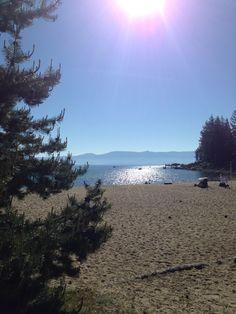 Sunrise at Meeks Bay, Tahoe June '15