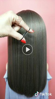 冰冰姐 吖's short video with ♬ original sound - hairstyle_bing - Aktuelle Damen Frisuren Fast Hairstyles, Braided Hairstyles, Prom Hairstyles, Baby Girl Hairstyles, Hairstyles Videos, Pinterest Hair, Hair Videos, Hair Designs, Hair Hacks