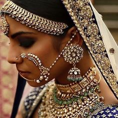 Kishandas and co for Sabyasachi jewellery