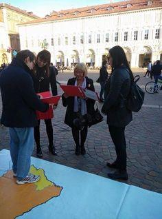 Oggi pomeriggio ad Expoelette! #donne #torino - http://ift.tt/1HQJd81