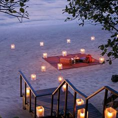 #romantic #beach