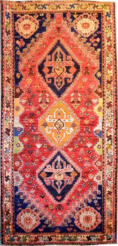 Shiras Kaschgai  168 x 84 cm