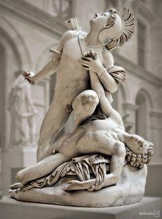 Nisus and Euryalus (detail)Jean-Baptiste RomanMusée du Louvre, Paris
