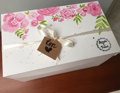 Creative Crafts, Diy And Crafts, Mom Day, Ideas Para, Decoupage, Happy Birthday, Wraps, Wrapping Gifts, Packaging