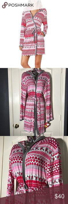 Pink Fair Isle PJ pants | SLEEPWEAR | Pinterest