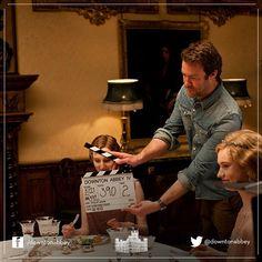 behind the scenes #DowntonAbbey