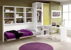 quartos planejados pequenos com beliche - Pesquisa Google
