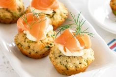 Muffins are not just for the sweet-toothed. Try these savoury versions which are…