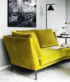 Sofa Édouard  Bu0026B Italia   Design Of Antonio Citterio