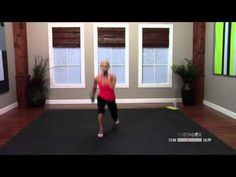 Kickbox workout for beginners with Shelly - 30 Minutes - YouTube