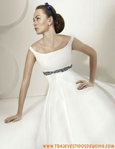 Look 15  Vestido de Novia  Franc Sarabia