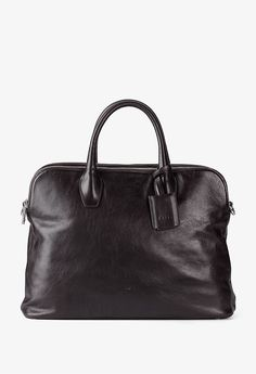 BREE | Chicago 3 cognac - Cowhide Leather soft