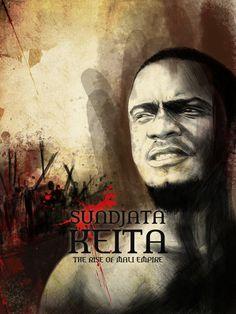"sundiata keita | Canoe Movie"" about the Sundiata Keita and the rise of the Mali Empire"