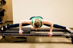 Total strength and flexibilty from Pilates at the Philadelphia Dance Academy.