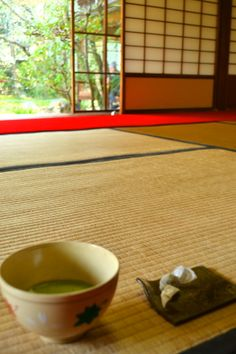 Tea seremony