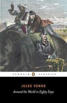Susanna Reads: Around the world, Verne style