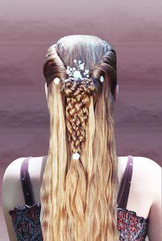 1-strand, twist, lace, junction, cascade