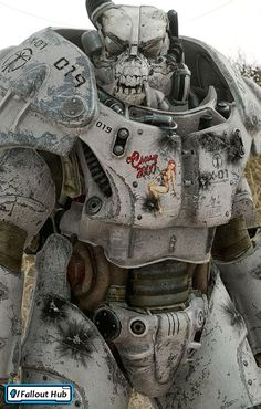 You're wandering the Wasteland and you meet this guy. What do you do?