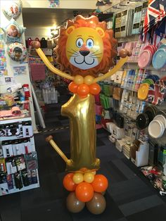 Balloon decorations for weddings birthday parties balloon for all your balloon requirements for parties events birthdays anniversaries one stop party shop can create balloon sculptures decorations and displays junglespirit Gallery