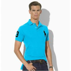 Welcome to our Ralph Lauren Outlet online store. Ralph Lauren Mens Big Pony Polo T Shirts rl0235 on Sale. Find the best price on Ralph Lauren Polo.
