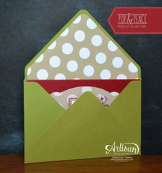 Jen Timko - AWW Oct - Pop&Place Card w:envelope