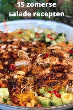 Healthy Diners, Low Carb Recipes, Healthy Recipes, Salad Dressing, Ham, Risotto, Salad Recipes, Salads, Good Food