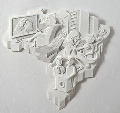 Carlos Meira Ilustrador: 2010