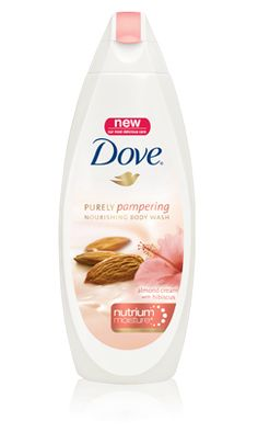 Dove Almond Cream With Hibiscus Body Wash: Decided to try this new body wash fro. - Health and wellness: What comes naturally Dove Hair Products, Beauty Products, Dove Body Wash, Best Natural Skin Care, Natural Body Wash, Black Skin Care, Victoria Secret Fragrances, Almond Cream, Perfume