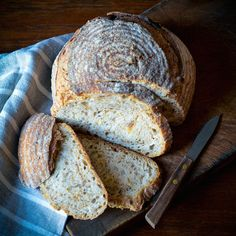 7 Grain Bread | $15.50 for 2 loaves. Organic wheat flour & a moist blend of organic whole grains. Available at: manykitchens.com