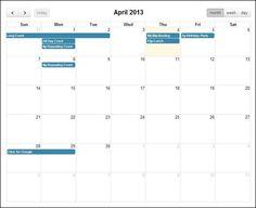 Splash Magazine 20+ jQuery Date Picker And Calendar Plugins