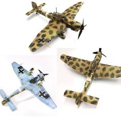 "Ju-87 B-2 in 1/72 scale ""24 hours Group Build""  by Anton Finitsky  #aeronave…"